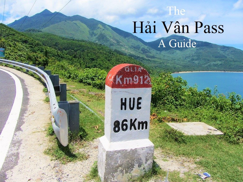The Hai Van Pass by motorbike, Vietnam