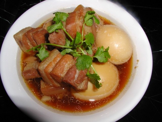 Pork Stew - Chinese influence?