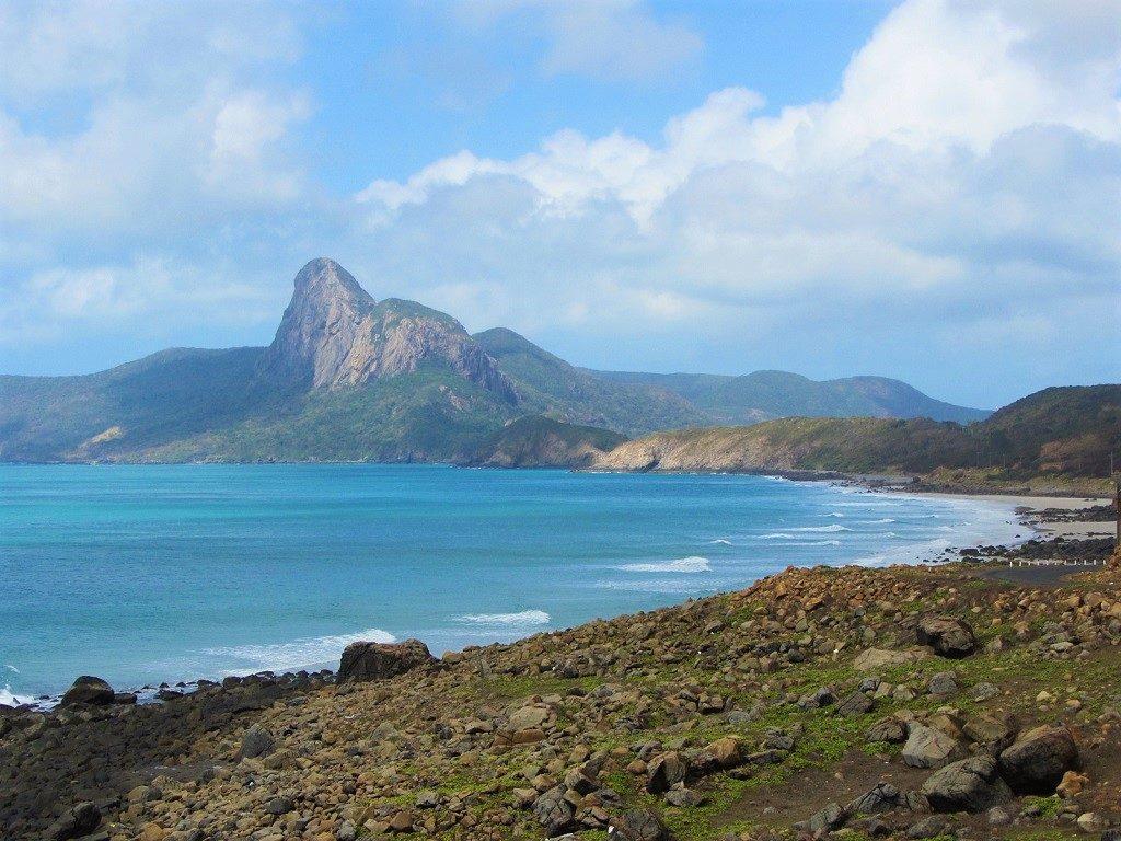 View of Hon Ba Island, Con Dao, Vietnam