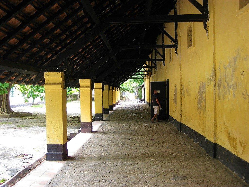 Phu Hai Prison, Con Son Island, Con Dao, Vietnam