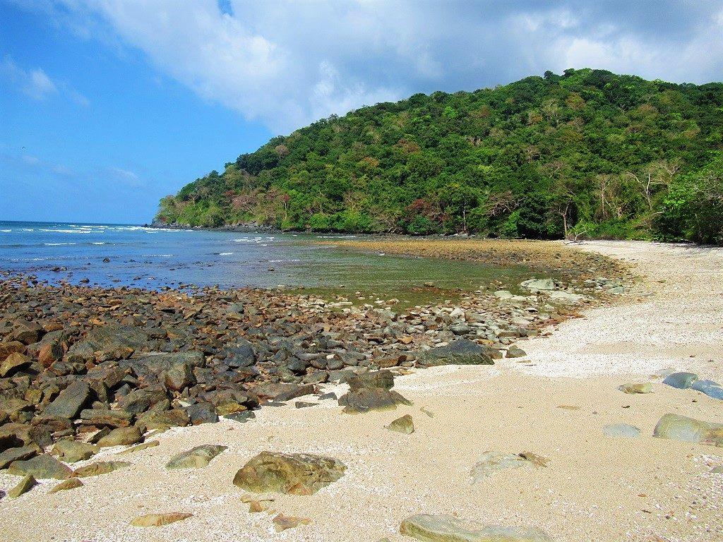 Dat Tham Beach, Con Son Island, Con Dao, Vietnam