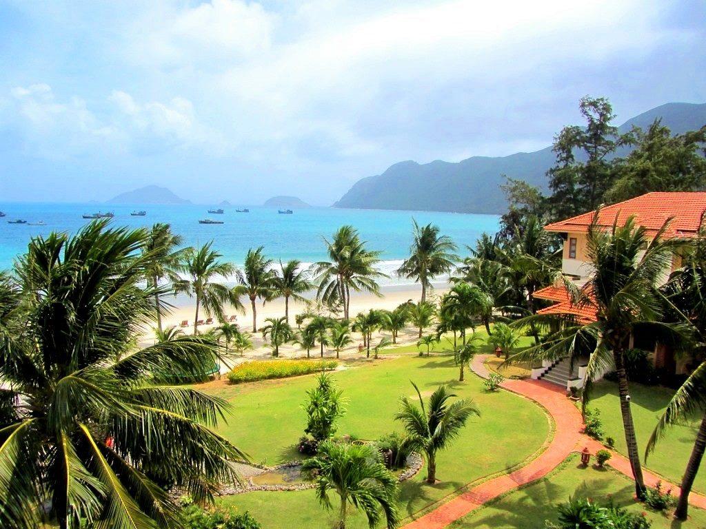 Con Dao Resort, Con Son Island, Vietnam