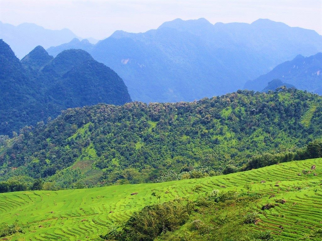 Pu Luong Nature Reserve, Thanh Hoa Province, Vietnam