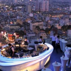 Drinks with a view: Rooftop cocktails in Saigon
