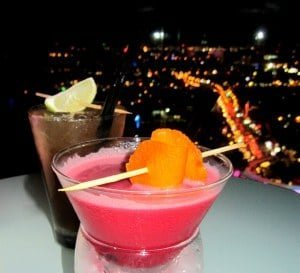 Good, strong and pretty cocktails: Chill Sky Bar