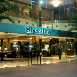 Sheraton: an air of exclusivity