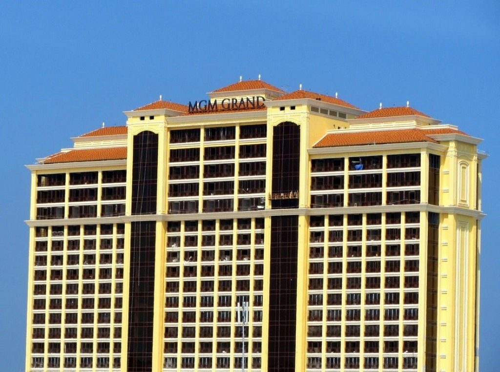 The MGM Grand - the future of Hồ Tràm