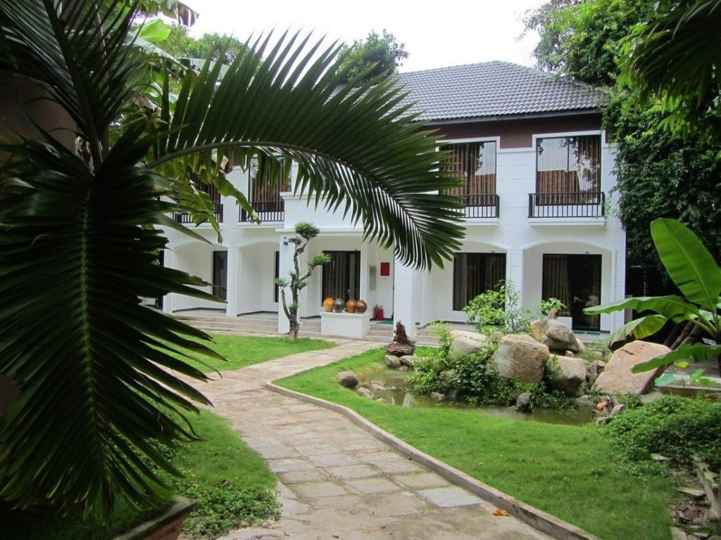 The new rooms at Vên Vên Hotel