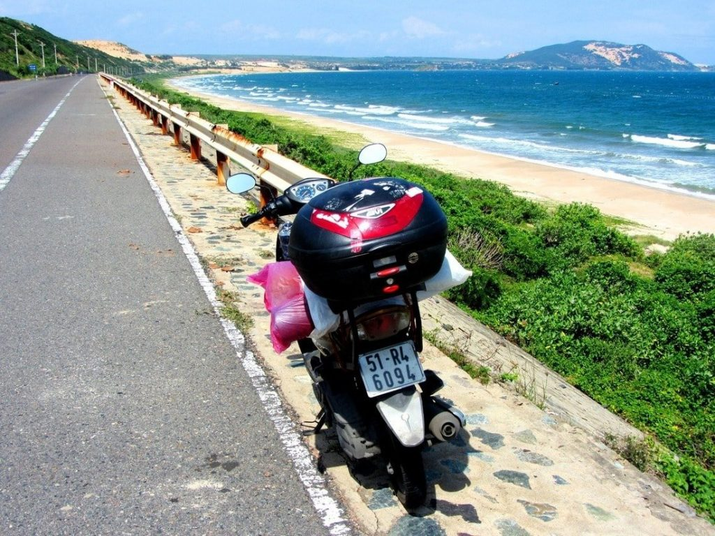 The Ocean Road: skirting the deserted coastline of Vietnam's southeastern 'heel'