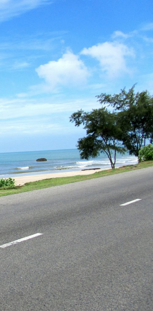Rent a motorbike and drive the Ocean Road!