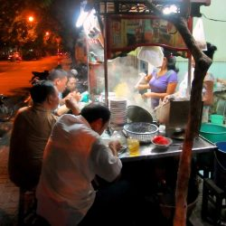 Street food is good in Bà Rịa!