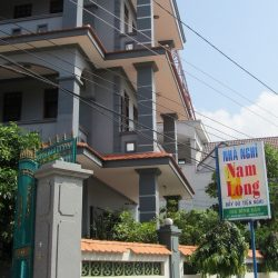Nhà Nghỉ ('guesthouse) in Long Hải - generally cheap and clean
