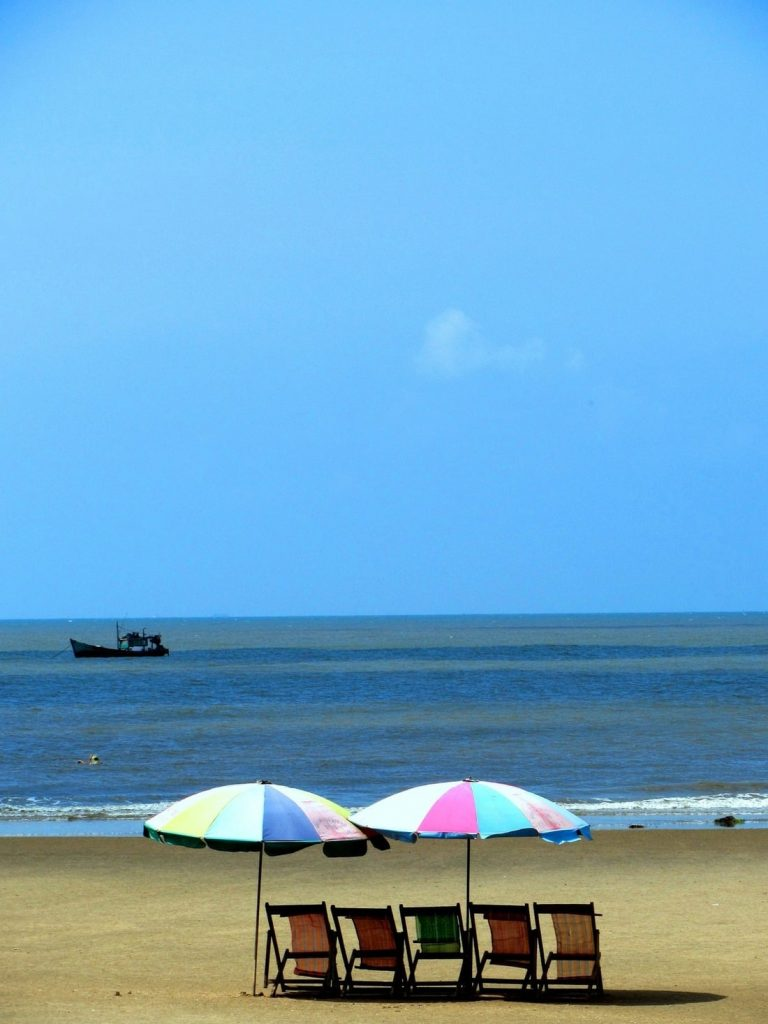 Long Hải Municipal (west) Beach