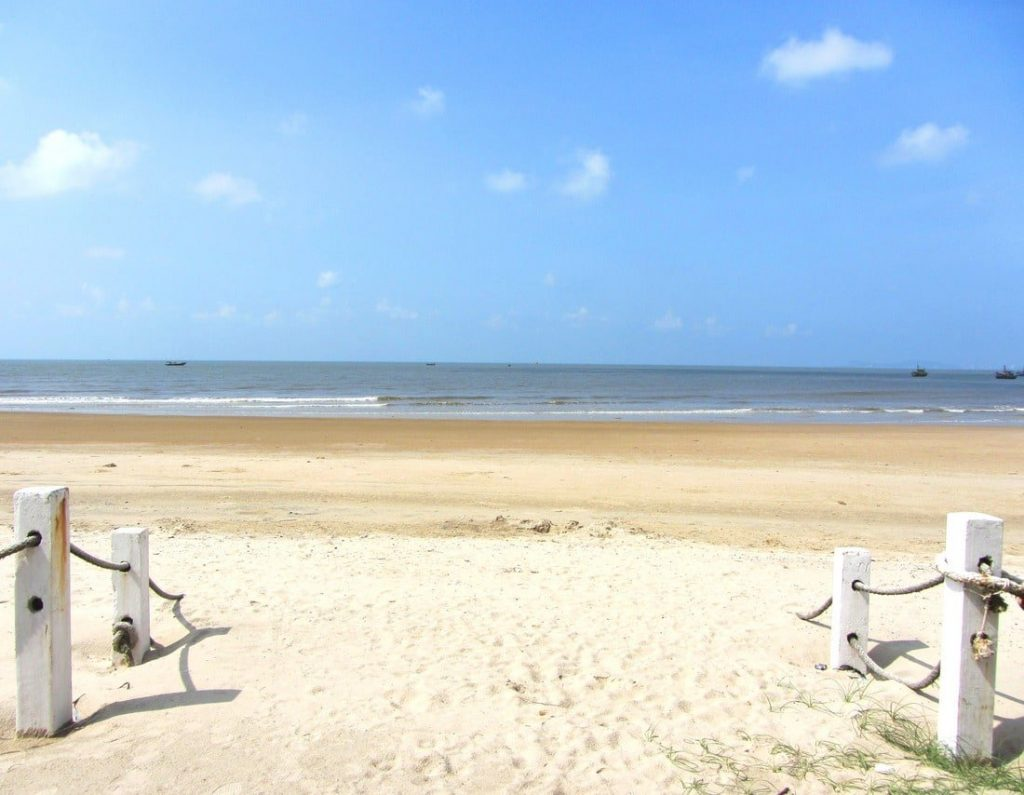 Beaches near Long Hải and Lộc An are fine, but not the best!