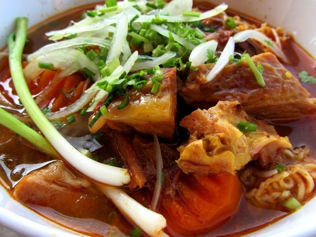 Beef stew at Quán Ăn Minh Ký, Lagi