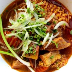 Bò kho: culinary influences from East & West