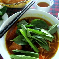 Comfort food: beef stew in Dalat