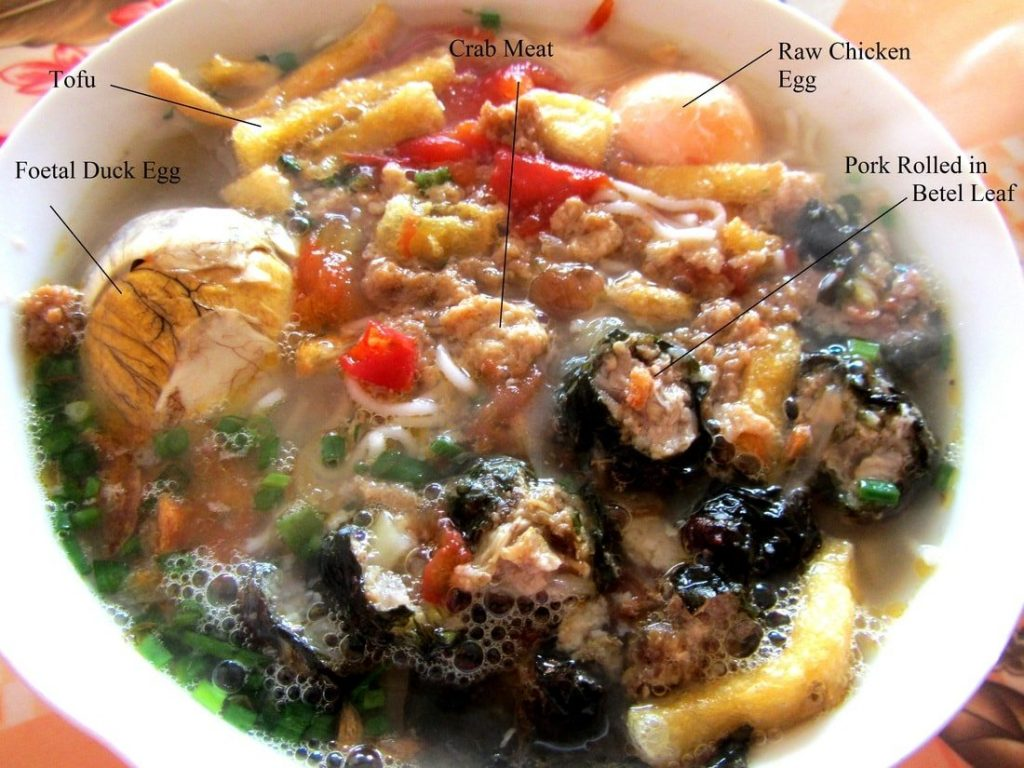 The components of a great soup