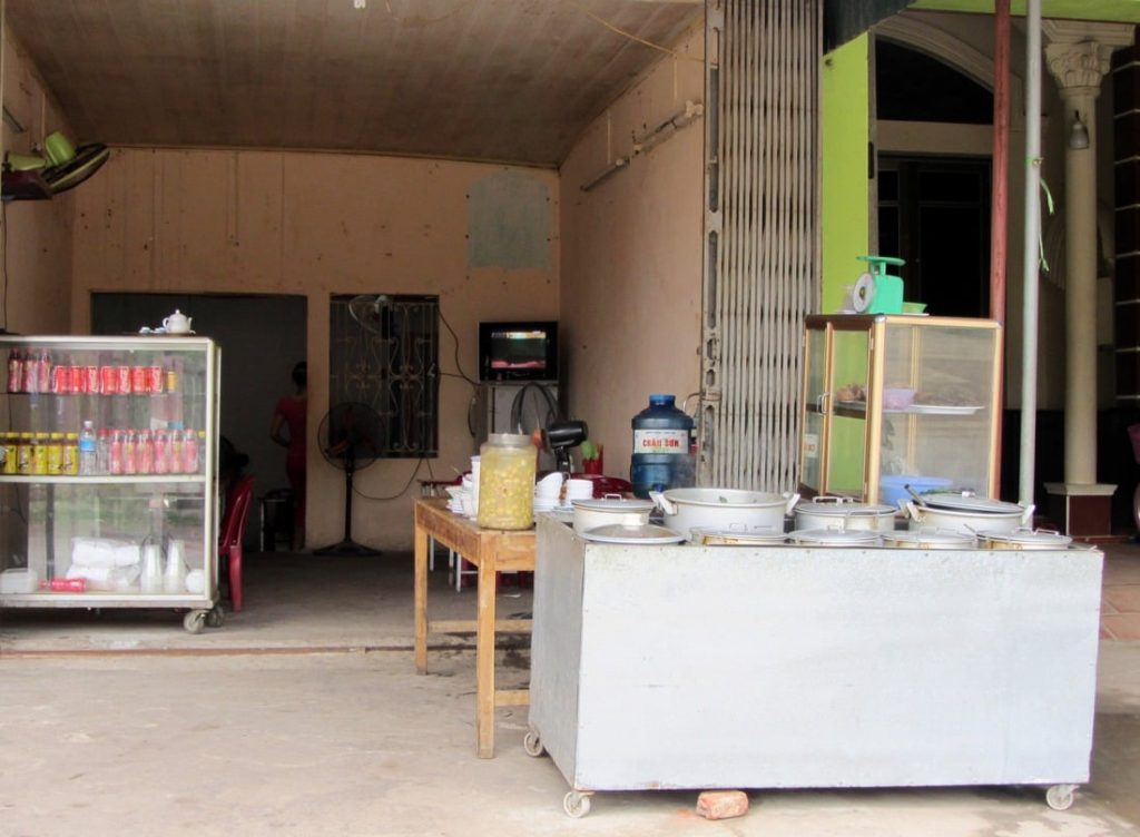 Ms Thập's soup house