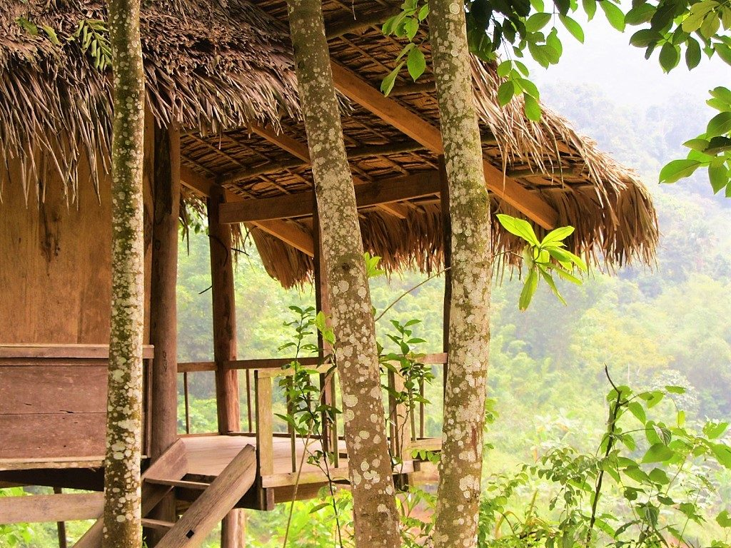 Homestays in Pu Luong Nature Reserve, Thanh Hoa Province, Vietnam