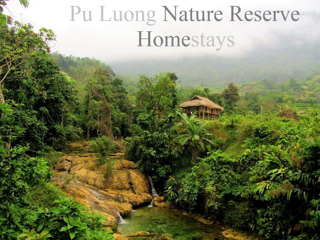 Homestays in Pu Luong Nature Reserve, northern Vietnam