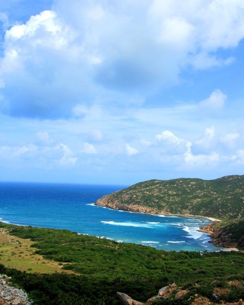 Spectacular: the views from Nui Chua Coastal Road