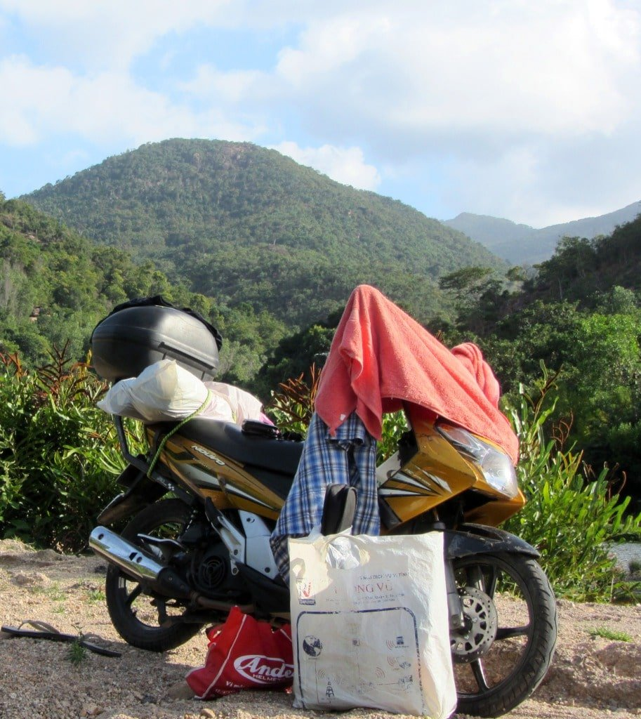 Rent a bike in Phan Rang or Nha Trang