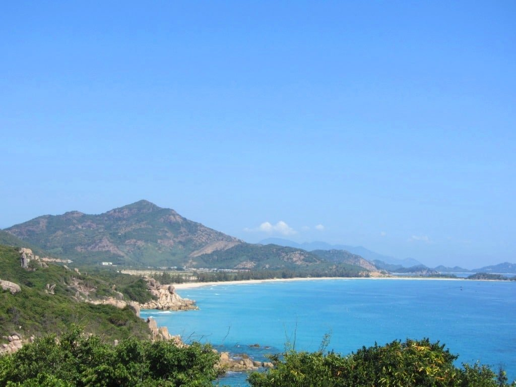 Beaches, Nui Chua Coast Road, Ninh Thuan, Vietnam