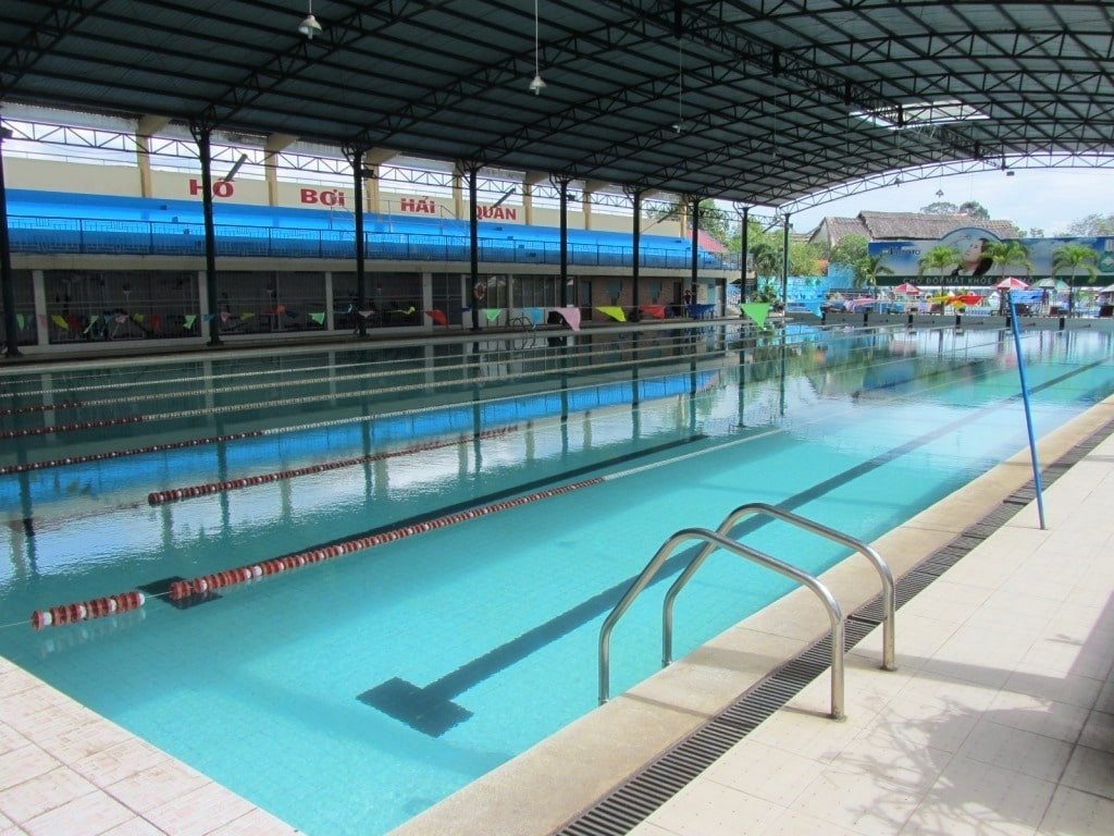 Hai Quan Swimming Pool, Saigon