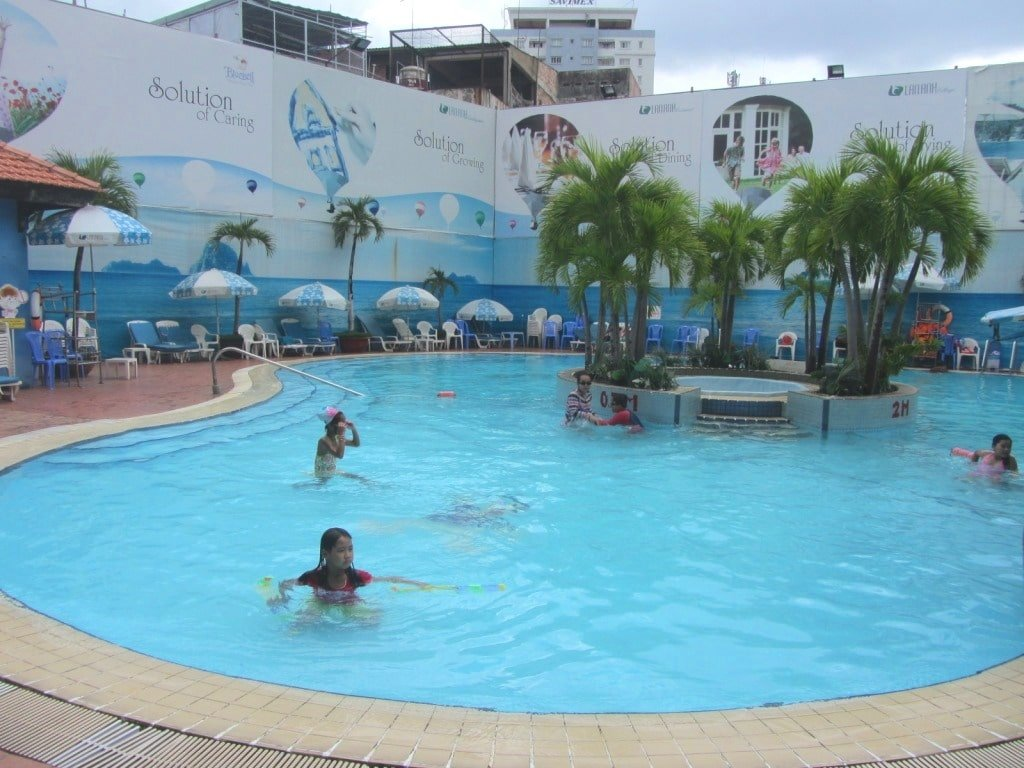 Lan Anh Swimming Pool, Saigon