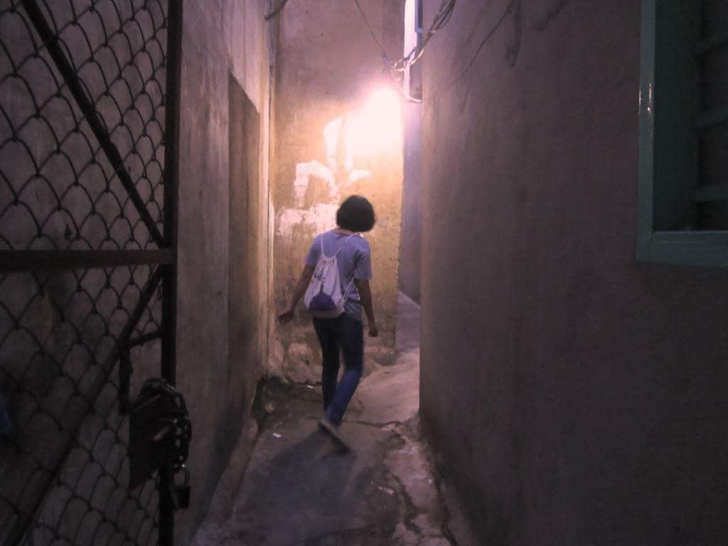 Saigon's Alleyways