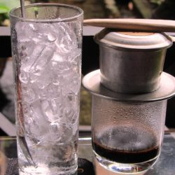 Vietnamese 'filter' coffee