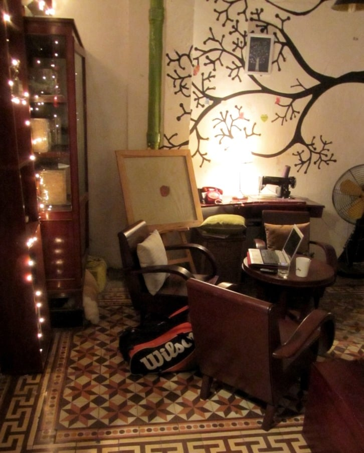 Things: one of Saigon's 'nostalgia' cafes