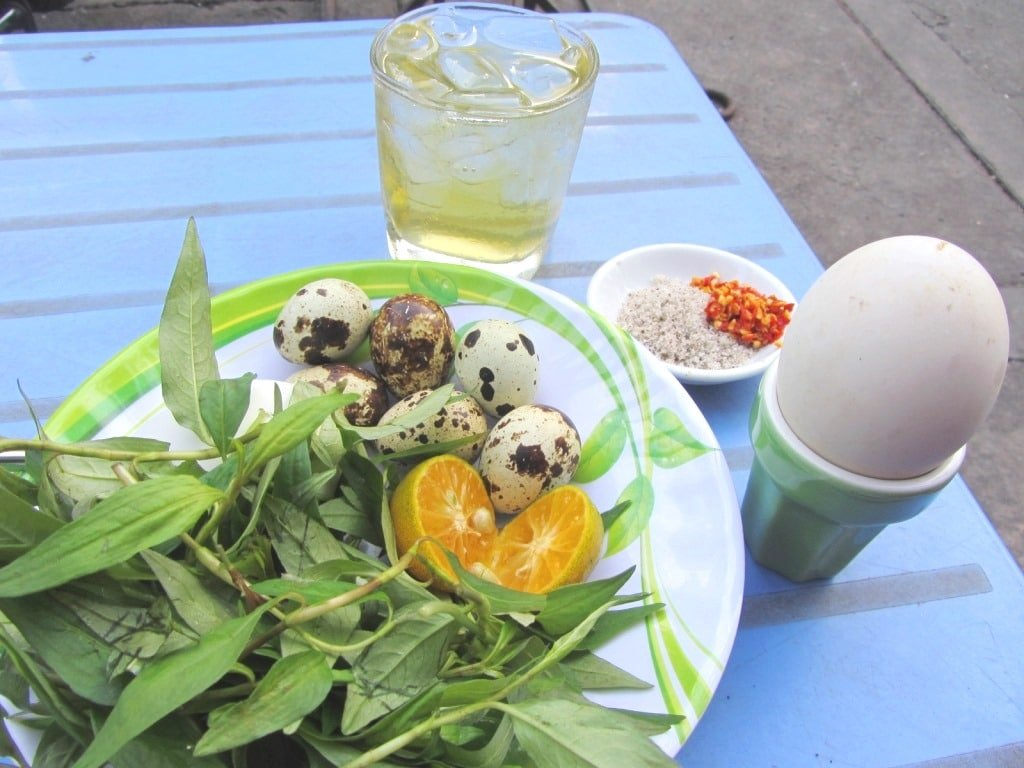 Fetal Duck Egg » Vietnam Coracle