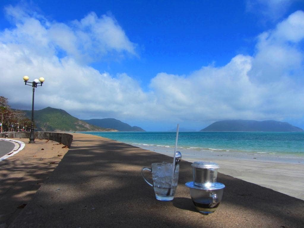 Con Son Cafe, Con Dao Islands, Vietnam