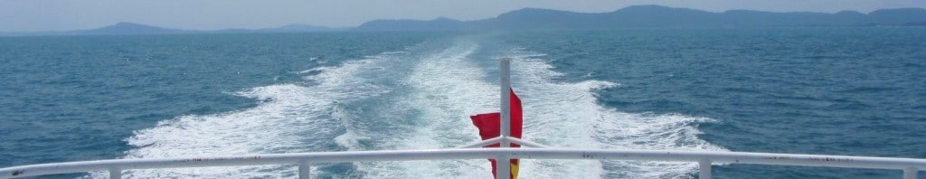 Phu Quoc Island: Ferry Times