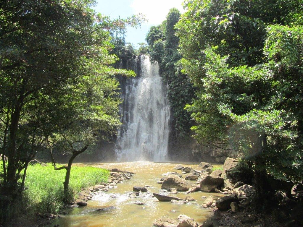 Bo Bla Waterfall, Dalat