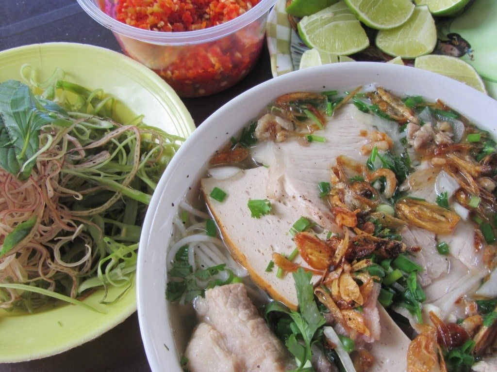 Tuesday is bún mọc