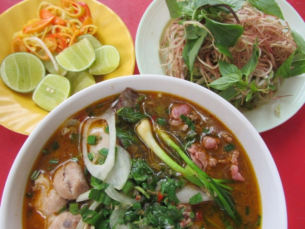 Friday is bún bò Huế