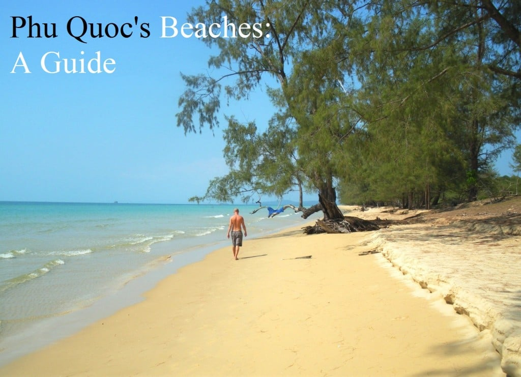 Phu Quoc Island's best beaches, Vietnam