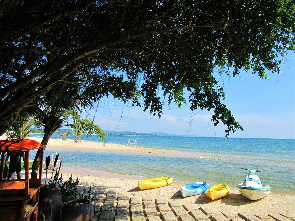 Cua Can Beach, Phu Quoc Island, Vietnam