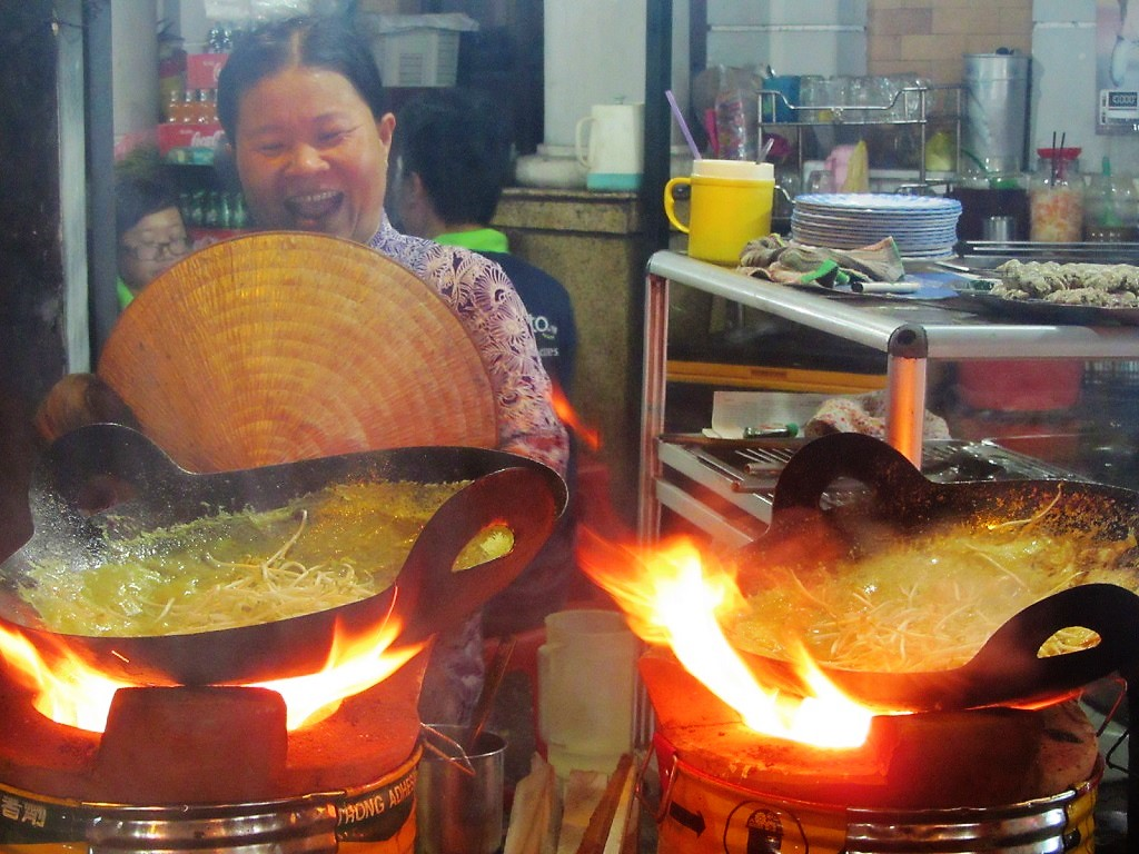 The Best Street Food Streets in Saigon (Ho Chi Minh City), Vietnam