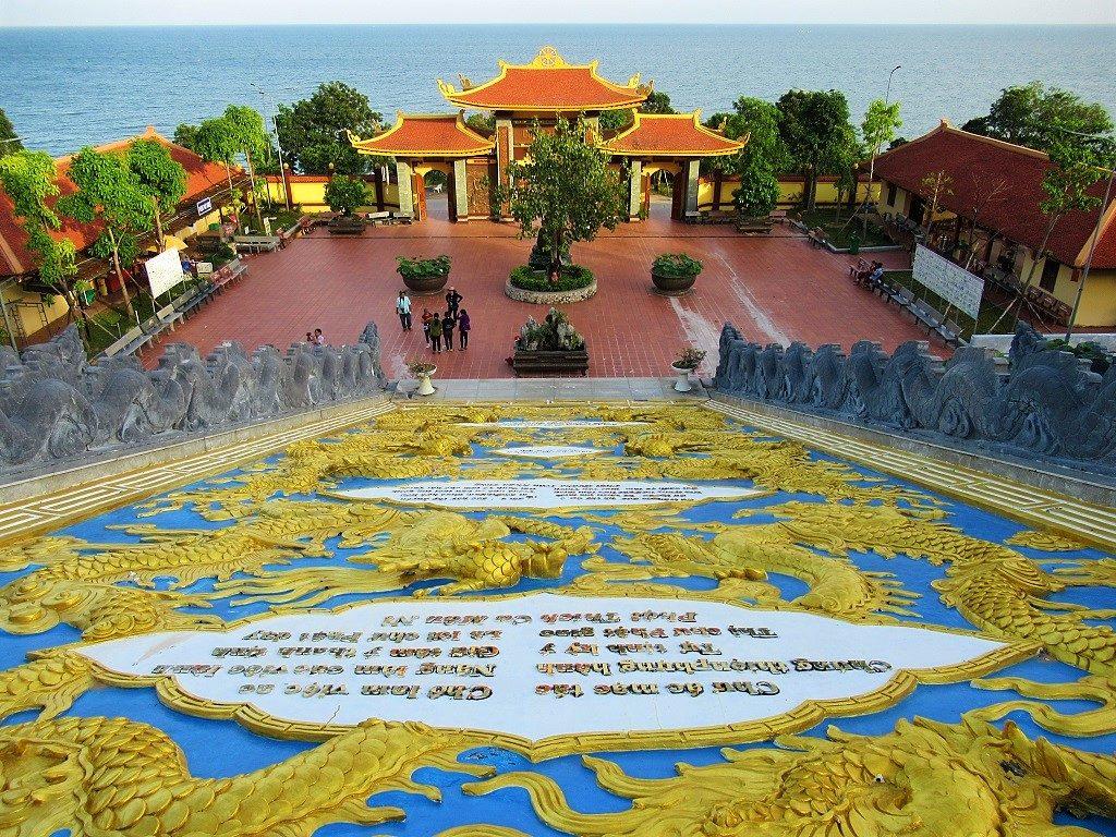 Pagoda Bay (Bai Dam), Phu Quoc Island, Vietnam