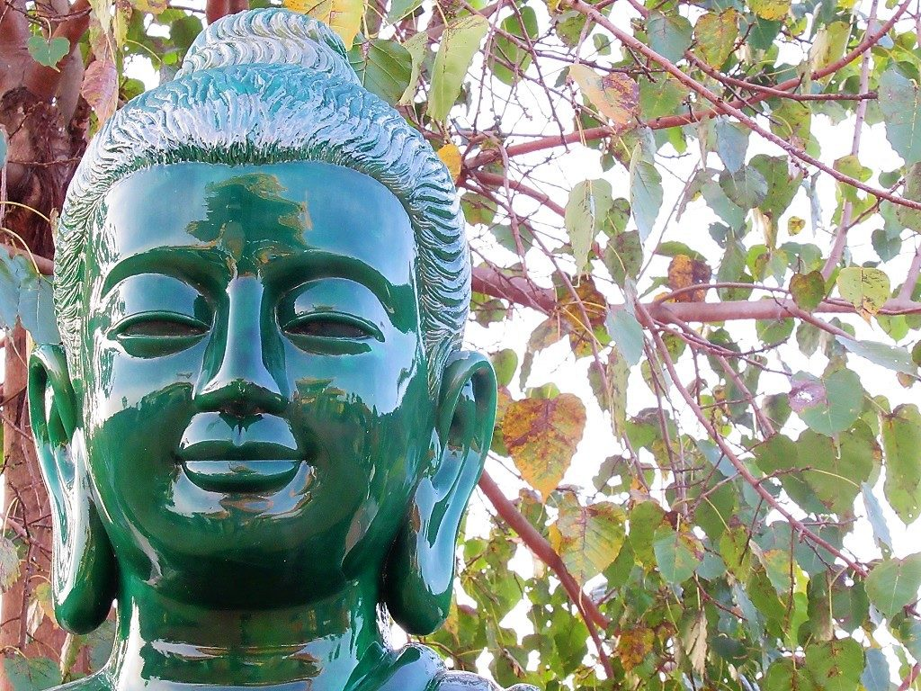 Jade Buddha, Pagoda Bay (Bai Dam), Phu Quoc Island, Vietnam
