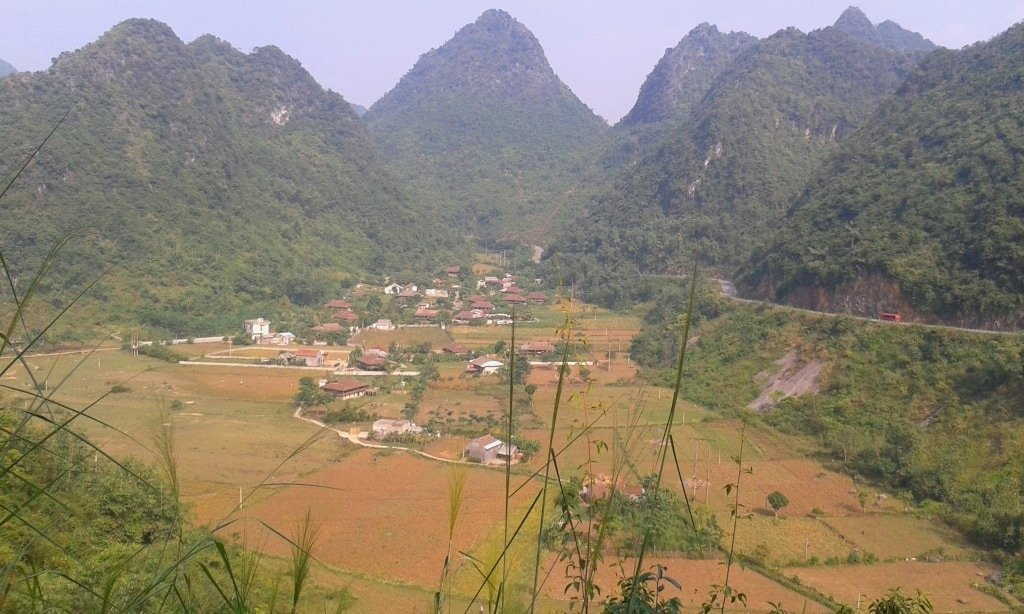 Bac Son after the harvest
