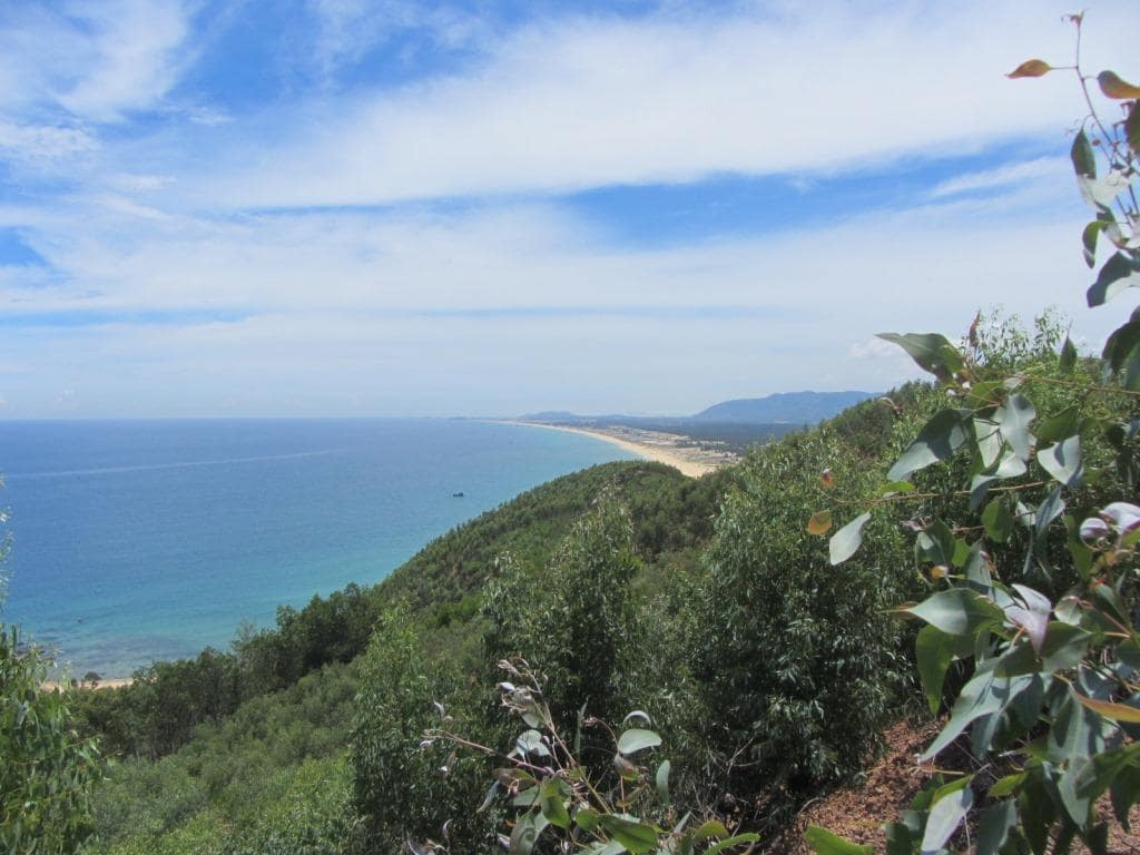 Beaches & bays north of Quy Nhon