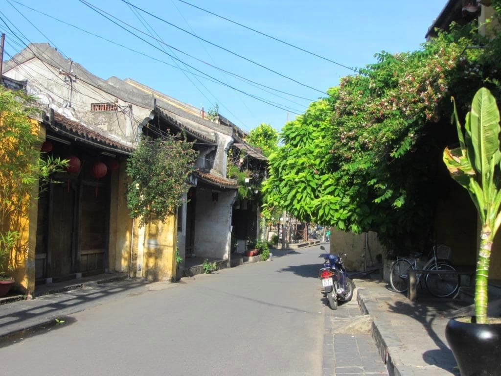 Empty: Hoi An at dawn