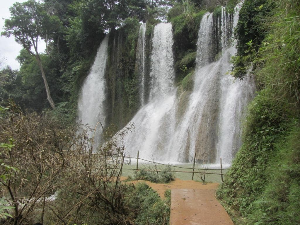 Dai Yem Waterfall