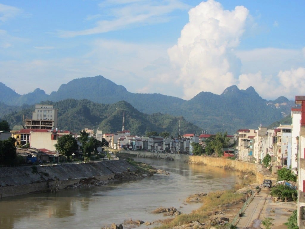 A day on my balcony, Ha Giang
