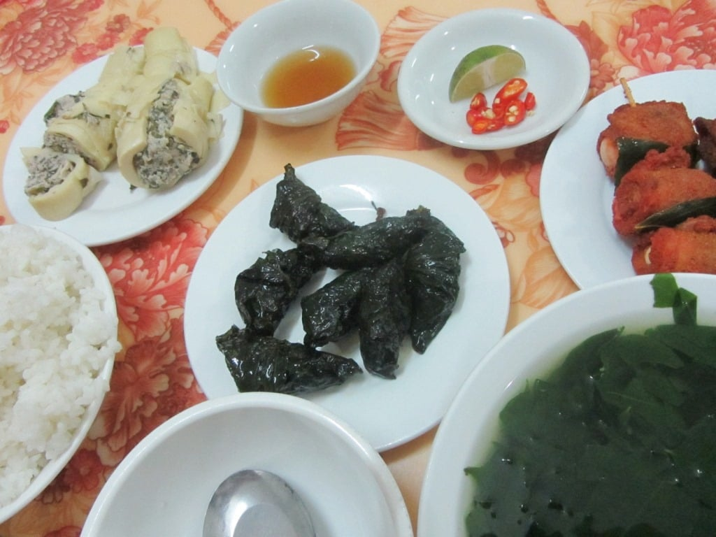 Variety: dinner in Ha Giang